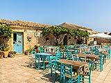 Postereck - 0414 - Mediterranes Dorf, Sizilien - Poster