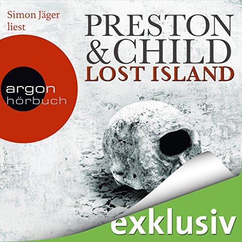 Buchseite und Rezensionen zu 'Lost Island: Expedition in den Tod (Gideon Crew 3)' von Douglas Preston