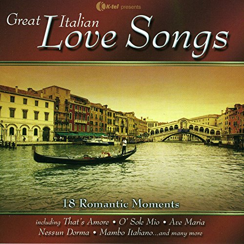 Great Italian Love Songs
