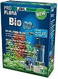 JBL ProFlora Bio80 2 64448 Bio-CO2-Düngeanlage mit erweiterbaren Diffusor für Aquarien von 30-80 l