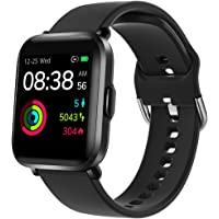 Smartwatch, YONMIG Orologio Fitness Uomo Donna, Smart Watch Touch con…