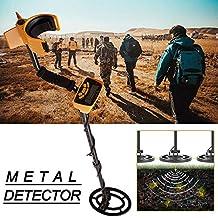 Dayangiii Detector de Metales de Alto Rendimiento con Tres Modos de Monedas Joyería Todos los Modos