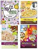 Mix & Fertig: Die besten GU-Rezepte für den Thermomix + Mix ohne Fix!: Lieblingsgerichte + Partysalate + Partyrezepte