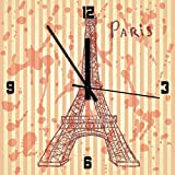 Height of Designs Wall Clock (HOD106)