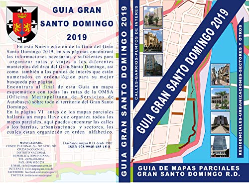 GUÍA GRAN SANTO DOMINGO 2019 por CRISTIAN MEJIA G.