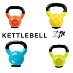 B Fit USA Vinyl Kettlebell (2 Kg to 24 Kg)