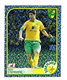 No.281 Dejan Stefavonic of Norwich City - Star Player Shiny - Coca Cola Championship 2009 - Panini