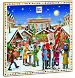 Ritter Sport Adventskalender Mini, 1er Pack (1 x 400 g)