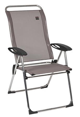 Lafuma LFM1844 Chamu0027Elips High Back Reclining Chair   Ecorce