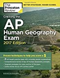 Cracking the AP Human Geography Exam (College Test Preparation)