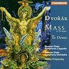 Messe Op.86, Te Deum Op.103