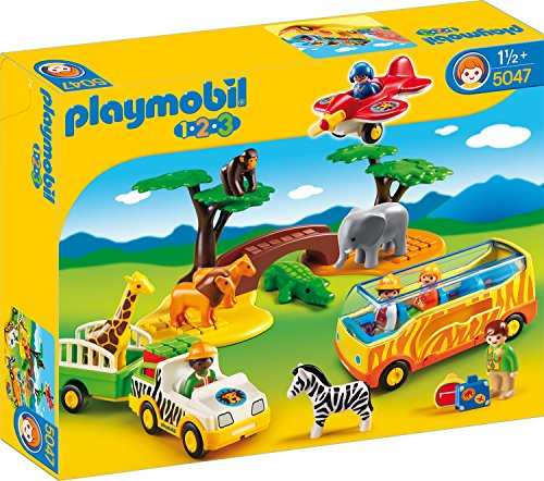 Nilpferd Giraffe Playmobil Safari Sonderset 4081 Elefant uvm Afrika Löwe