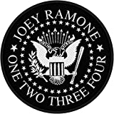 JOEY RAMONE     SEAL    Patch