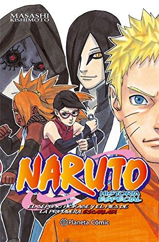 Naruto Gaiden (NARUTO CASTELLANO)