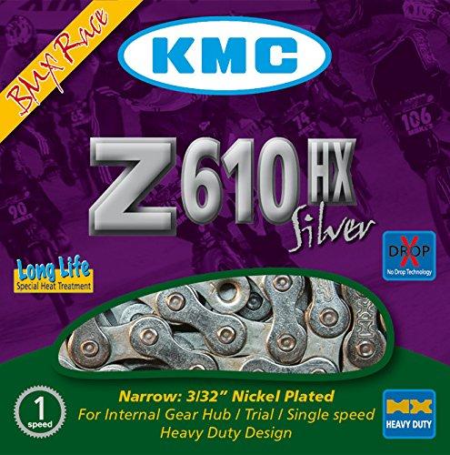 KMC Fahrradkette Z610hx, BXZ61HX2 - 2