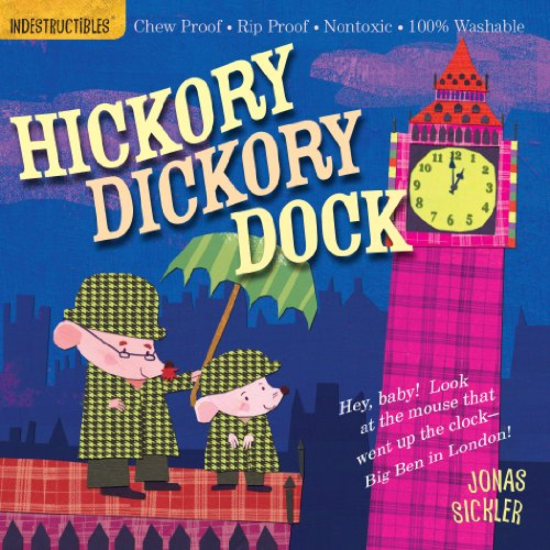 Hickory Dickory Dock (Indestructibles)