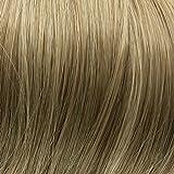 Prettyland - DQ110 60cm X30cm glatt one-piece Clip-In-Extensions Haarverlängerung Haarteil - BL70 beige blond