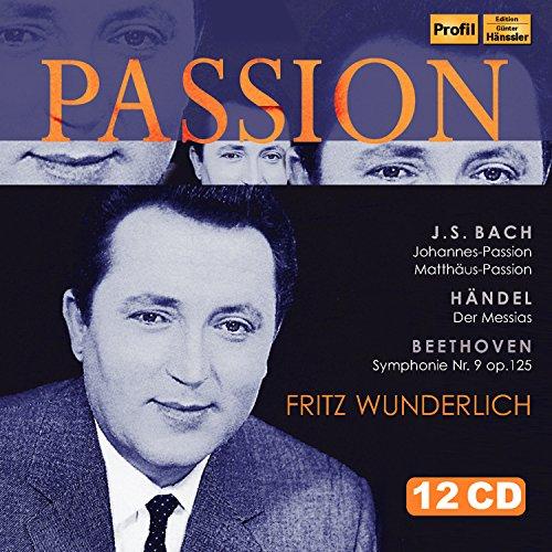 Preisvergleich Produktbild Fritz Wunderlich: Passion
