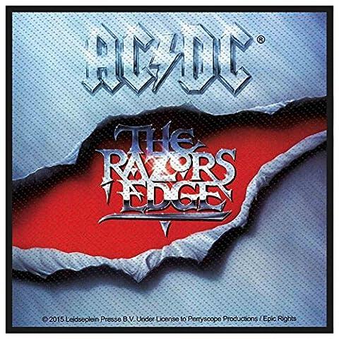 Woven Patch AC/DC The Razors Edge