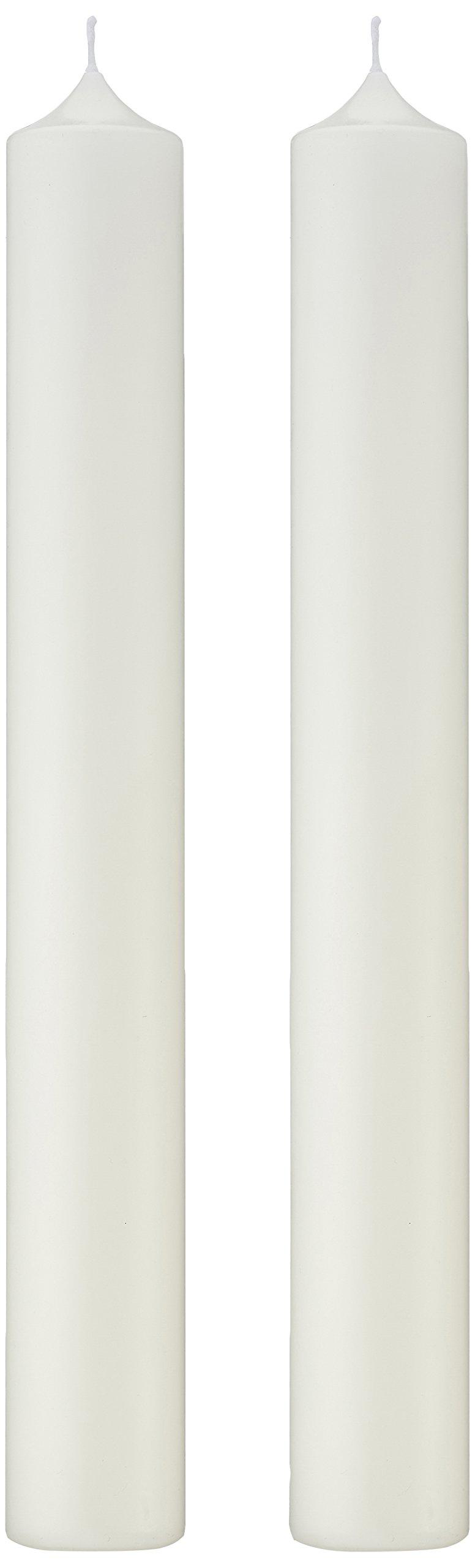 TrendLight 840087Altar candela 400x 50mm 2pezzi–RAL contrassegno–Crema