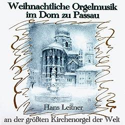 Weihnacht Orgel Dom zu Passau