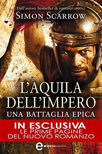 L'aquila dell'impero (Macrone e Catone Vol. 7) (Italian Edition)
