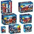PLAYMOBIL® City Action Feuerwehr Komplett-Set 5361 5362 5363 5364 5365 5366 5...