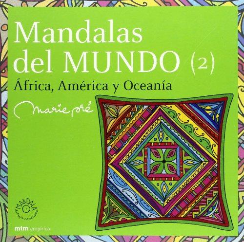 Mandalas del Mundo (2) por MARIE PRÉ
