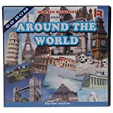 Zeus Around the World with Jig-saw Puzzl...