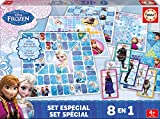 Educa 16865 - Gioco Special Game Set 8 in 1 Frozen