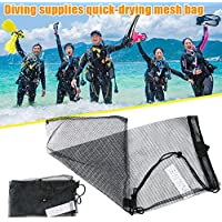 Wildlead Quick Dry Swim Dive Cordón Bag for Water Sports Snorkelling Mask Flippers Packing Net Bags