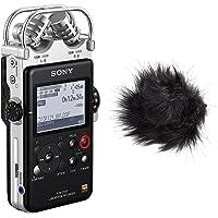 Sony PCM-D100 Mobile Rekorder & Røde Deadkitten Fellwindschutz für NT4, SVM