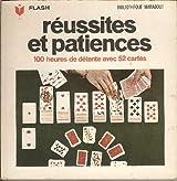 Réussites et patiences : Pique, coeur, carreau, trèfle (Marabout-flash)