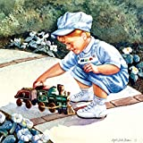 SunsOut 20973 - Trotta-Thomas: Sidewalk Engineer - 500 Teile Quadratpuzzle