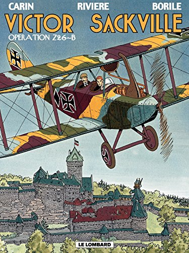 Victor Sackville - Tome 12 - Opération Z26-B (French Edition)