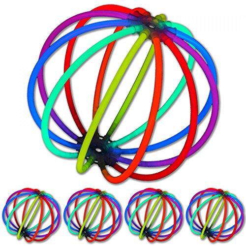 5luci pieghevoli palle Multicolor, Test Note: 1,4