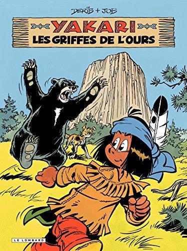 Yakari - tome 32 - Les Griffes de L'Ours par Job