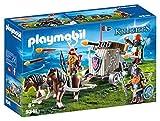 Playmobil 9341–Pony gespann con Enano Bal Lista Parte