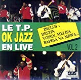 Le T.P. OK Jazz en live. Vol.2 [CD 1993] CBC CD23, EAN: 3428042000883