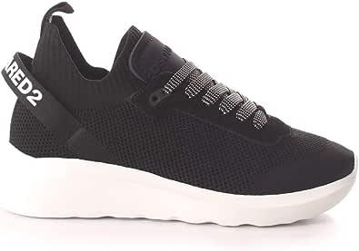 Dsquared2 Sneakers Speedster Uomo Nero + Bianco 43 EU