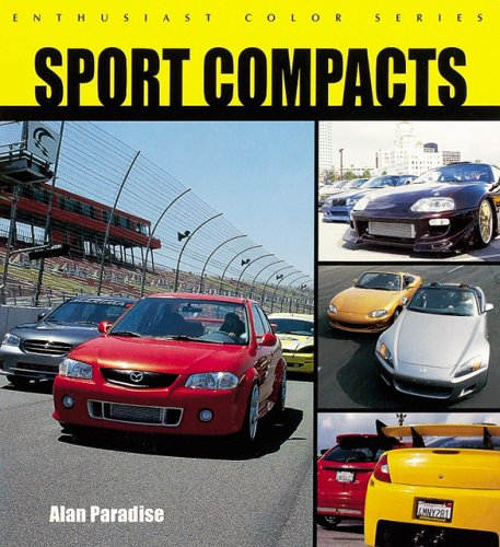 Sports Compacts (Enthusiast color series) por Alan Paradise