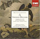Vaughan Williams: Symphony No 5 / Toward the Unknown Region / Serenade to Music / The Wasps Overture