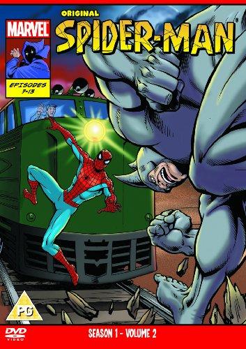 Original Spider-Man - Season 1, Vol. 2