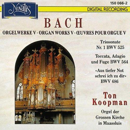 Präludium und Fuge g-Moll BWV 558