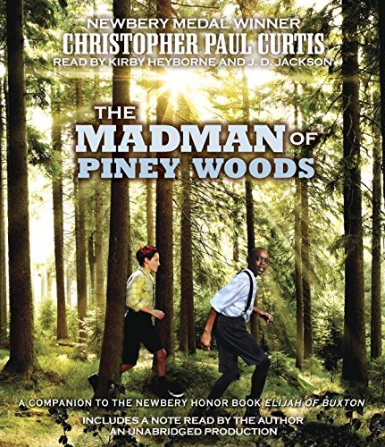 The Madman of Piney Woods by Christopher Paul Curtis (2014-10-14)