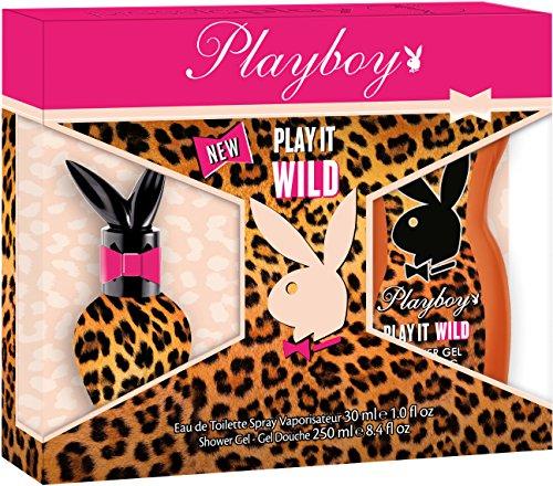 PLAYBOY Reg.donna edt+doccia misto - Confezioni regalo