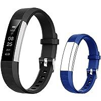 BIGGERFIVE Fitness Tracker Watch for Kids Boys Girls Teens, Pedometer Watch, Activity Tracker, Sleep Monitor, Calorie…