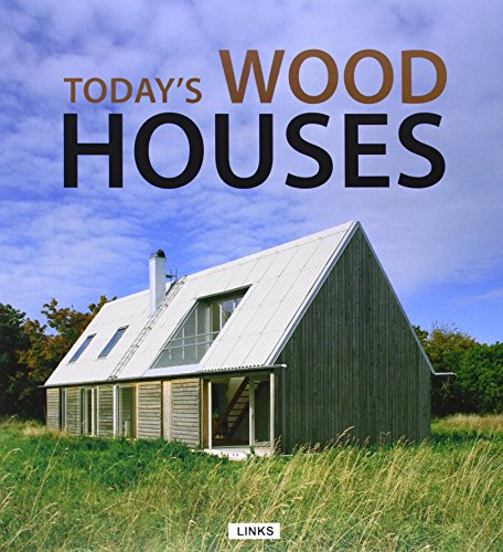 Today's Wood Houses por Carles Broto