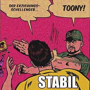 Stabil (Ltd. Erziehungsschellen Edition inkl. T-Shirt Gr. L, Poster, 4 Bonustracks)