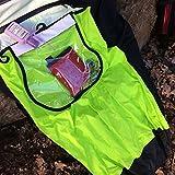 AQUAPAC Rucksack Wasserdicht Wet und Dry Backpack, Schwarz, 60 x 45 x 30 cm, 35 Liter, 789 Vergleich